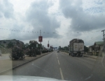 Vodafone highway banners